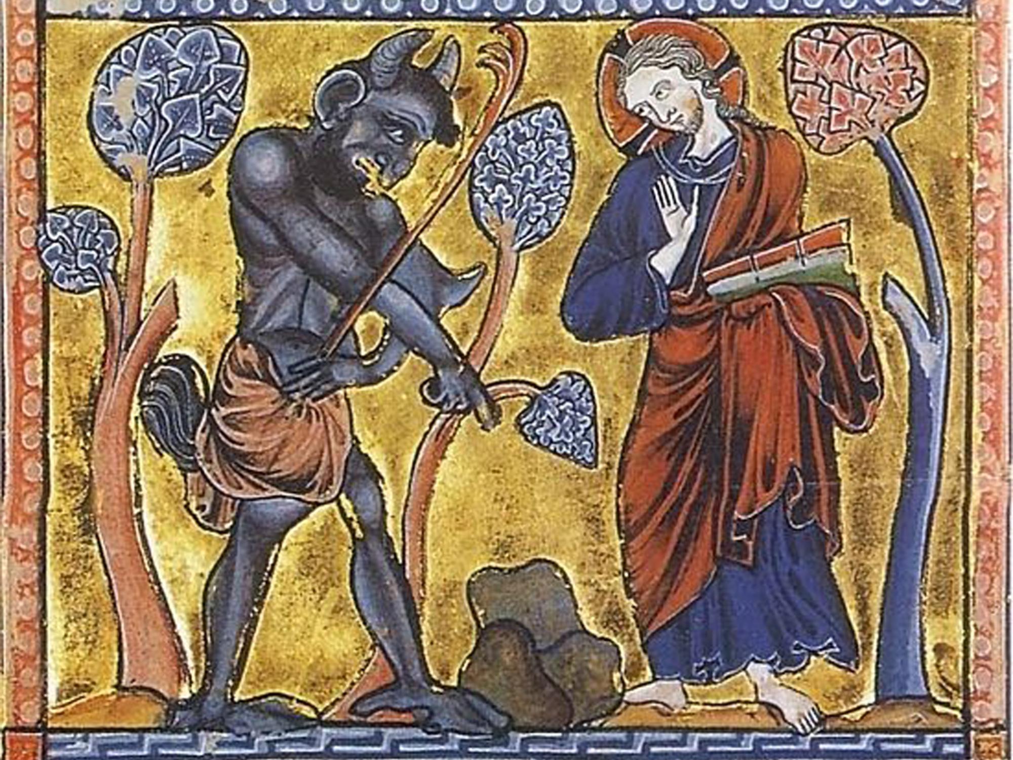 São Cipriano e sua Relação com Lúcifer