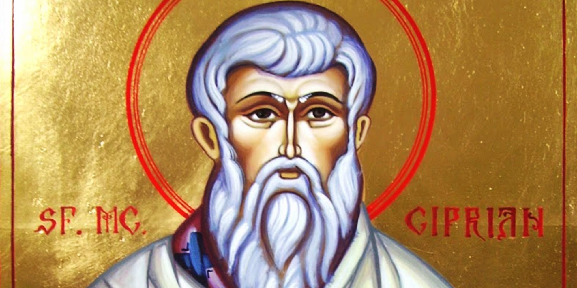 São Cipriano - O Bispo