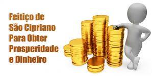 Feitiço de São Cipriano Para Obter Prosperidade e Dinheiro